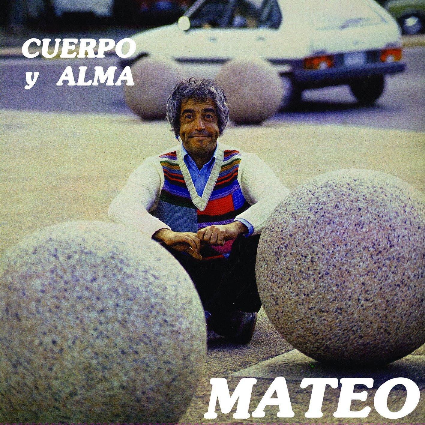 Cuerpo y Alma / Eduardo Mateoのジャケット