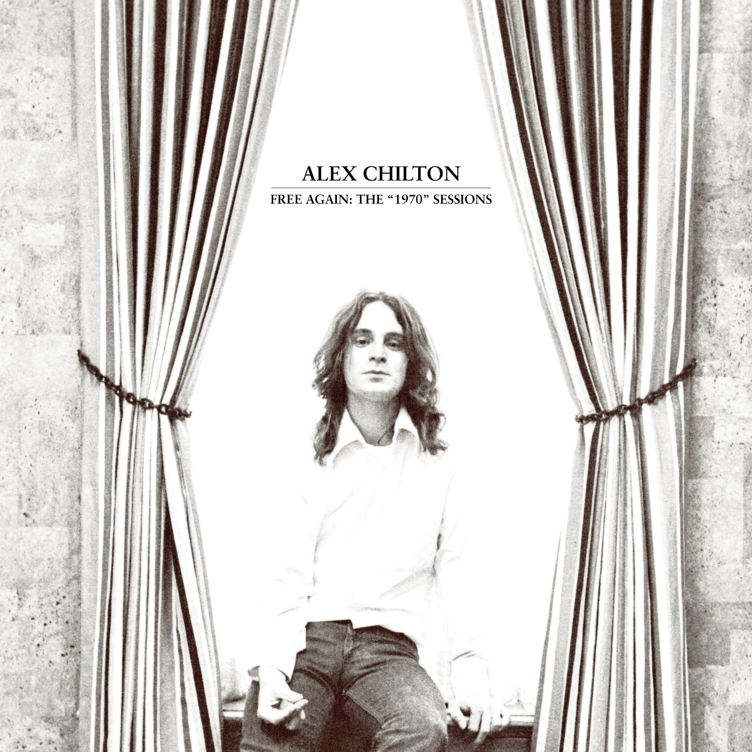Free Again  the 1970 Sessions / Alex Chiltonのジャケット