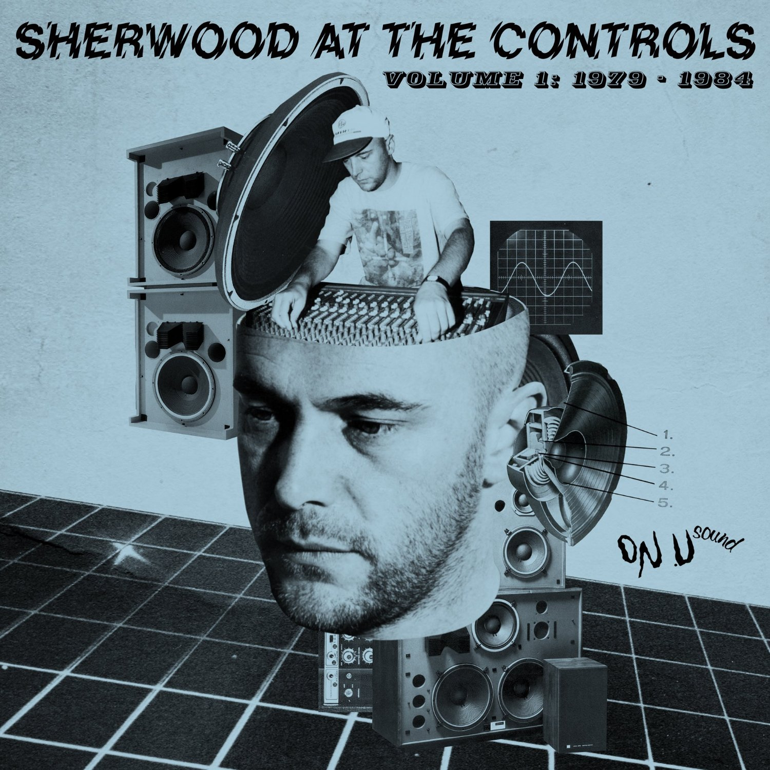 Sherwood At The Controls – Volume 1: 1979 – 1984 / V.A.のジャケット