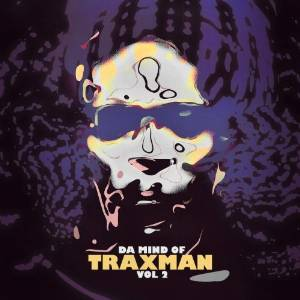 Da Mind of Traxman Vol.2 / Traxmanのジャケット