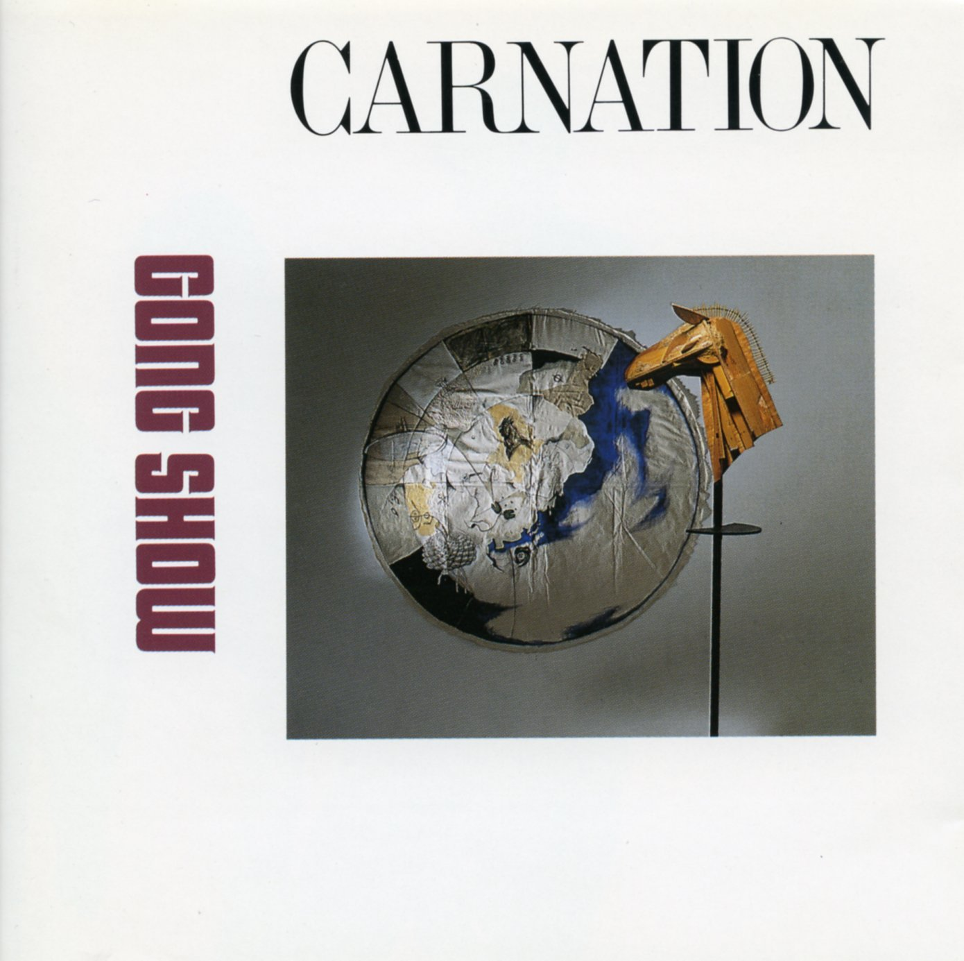 GONG SHOW / Carnationのジャケット