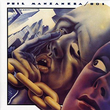 Listen Now / Phil Manzanera / 801のジャケット