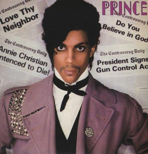 Controversy / Princeのジャケット