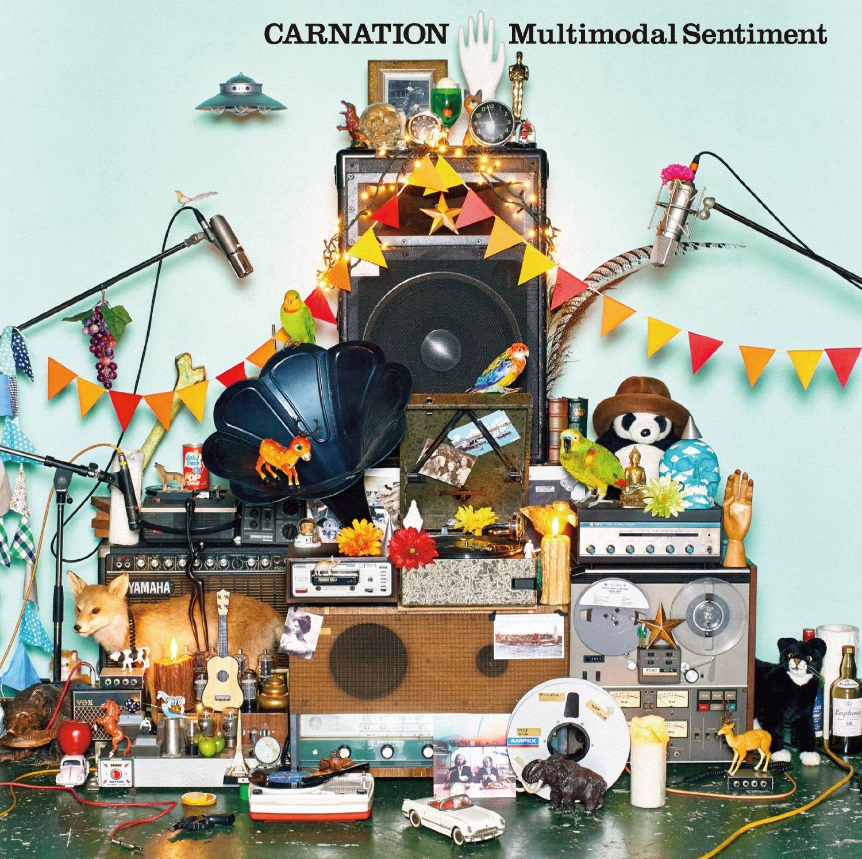 Multimodal Sentiment / Carnationのジャケット