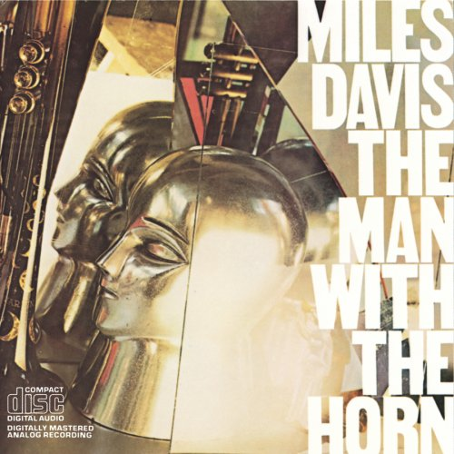 Man With the Horn / miles davisのジャケット