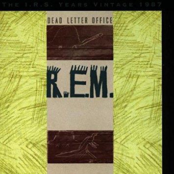 DEAD LETTER OFFICE / R.E.M.のジャケット