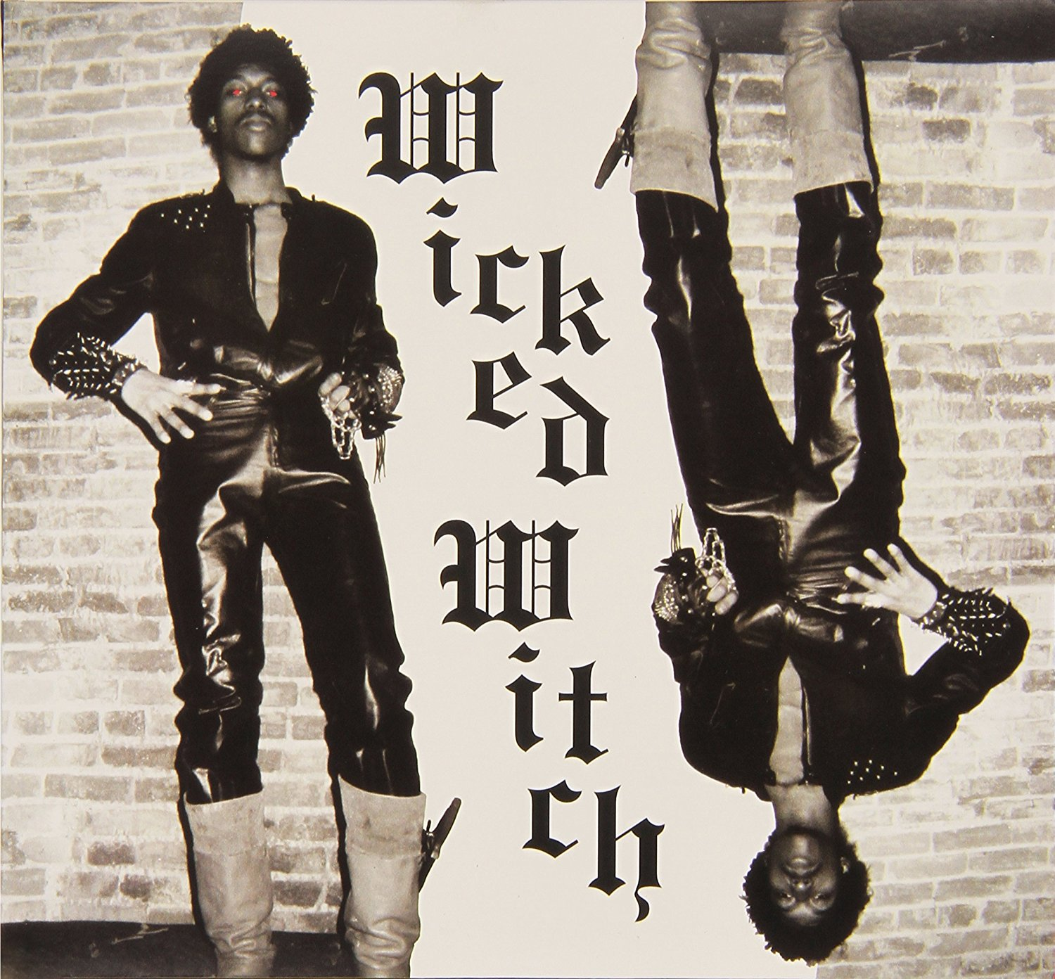 Chaos : 1978-86 / Wicked Witchのジャケット