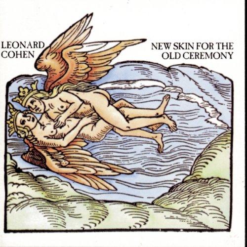 New Skin for the Old Ceremony / Leonard Cohenのジャケット