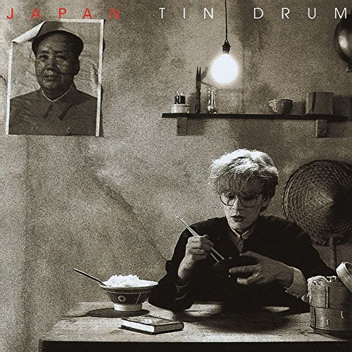 TIN DRUM / Japanのジャケット