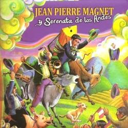 SERENATA DE LOS ANDES / JEAN PIERRE MAGNETのジャケット