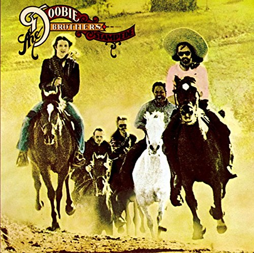 Stampede / The Doobie Brothersのジャケット