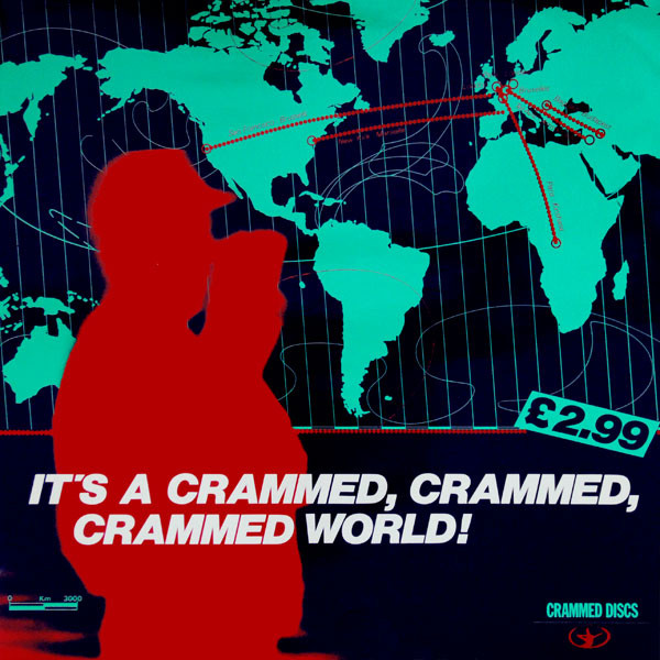 It's A Crammed, Crammed, Crammed World! / V.A.のジャケット