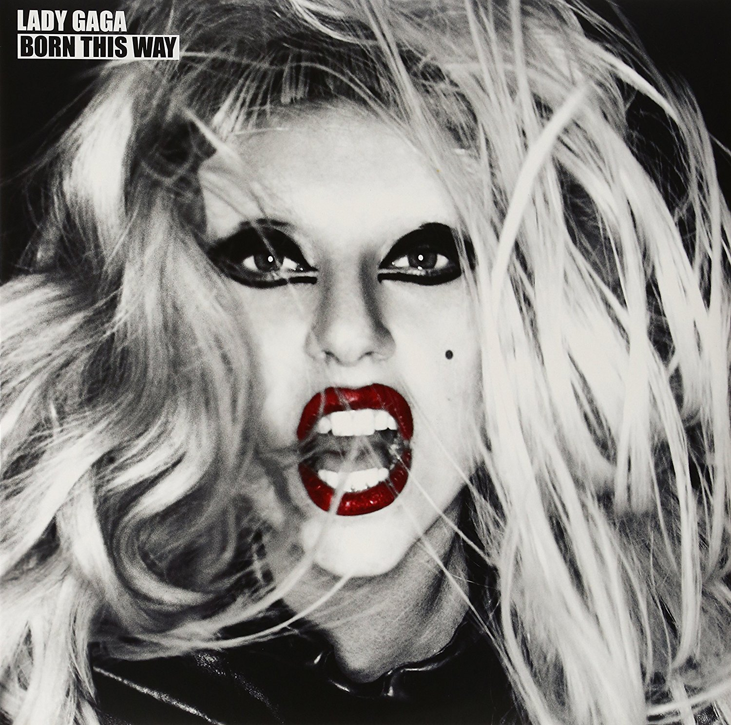 Born This Way / LADY  GAGAのジャケット
