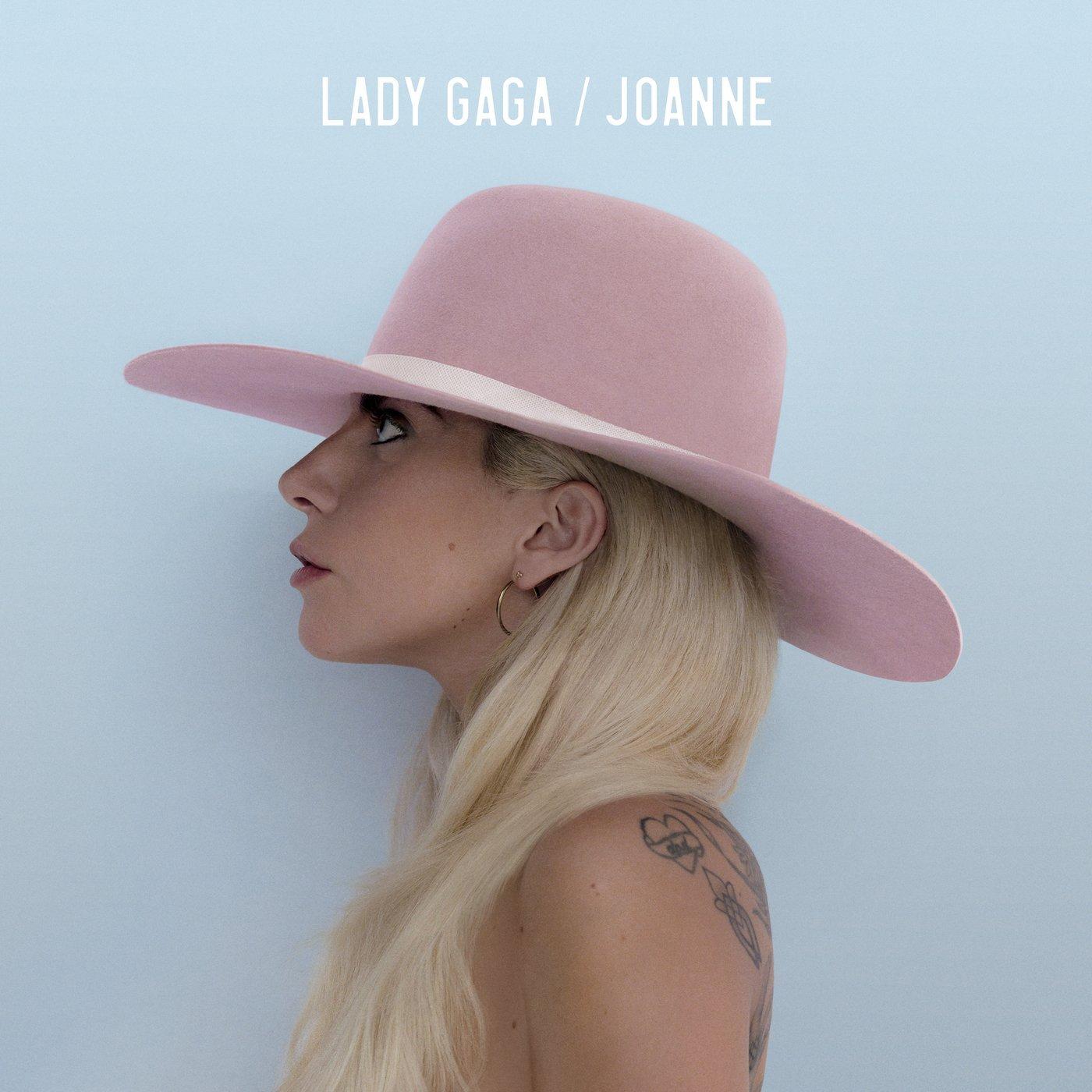 Joanne / LADY GAGAのジャケット