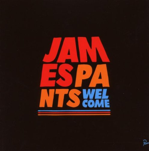 WELCOME / James Pantsのジャケット