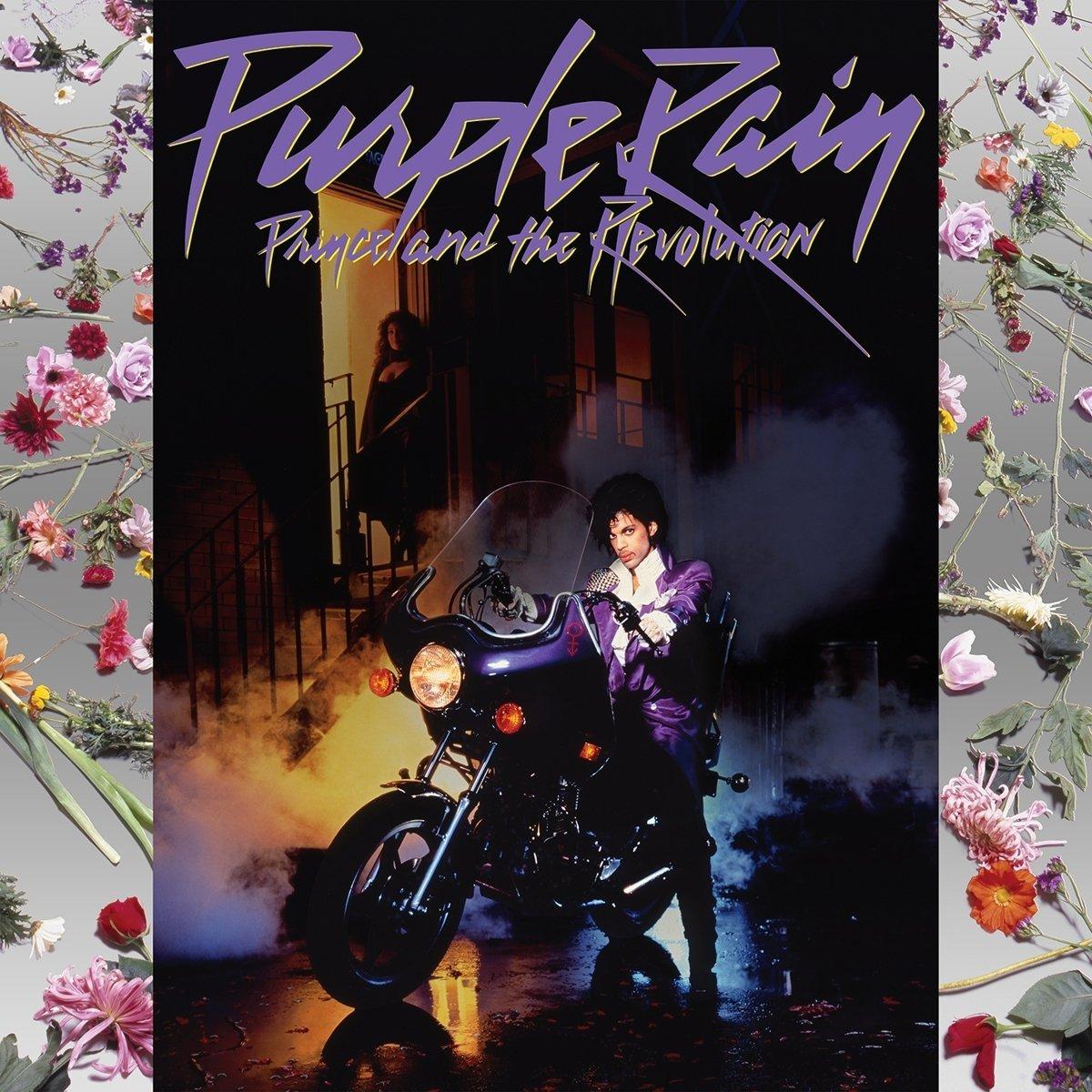 PURPLE RAIN(2015 PAISLEY PARK REMASTER) / PRINCE & THE REVOLUTIONのジャケット