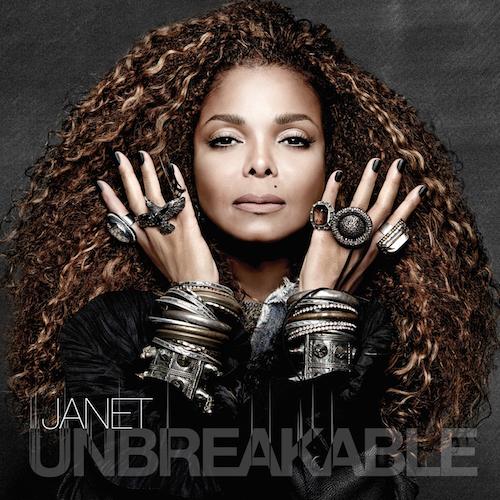 Unbreakable / Janet Jacksonのジャケット