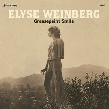 Greasepaint Smile / Elyse Weinbergのジャケット