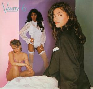 Vanity 6 / Vanity 6のジャケット