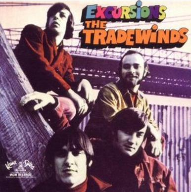 Excursions / THE TRADEWINDSのジャケット