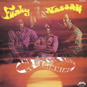 The  beginning of the end / Funky Nassauのジャケット