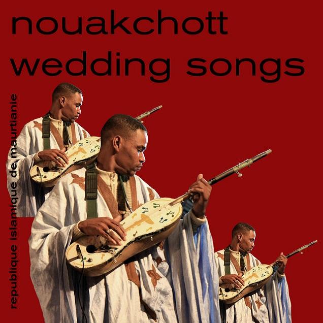 Nouakchott Wedding Songs / V.A.のジャケット