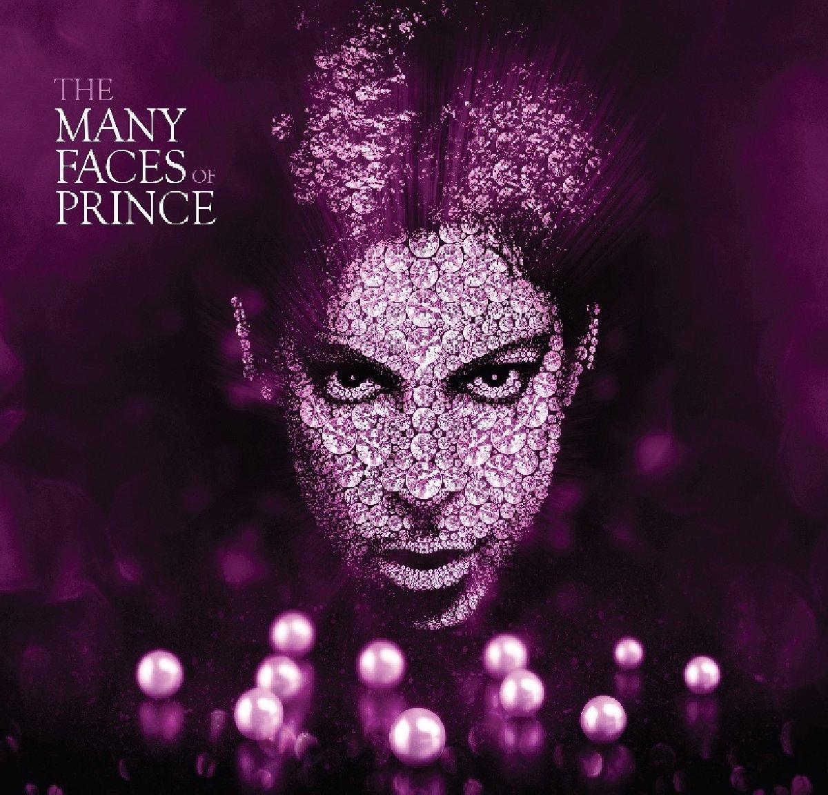Many Faces of Prince / PRINCEのジャケット