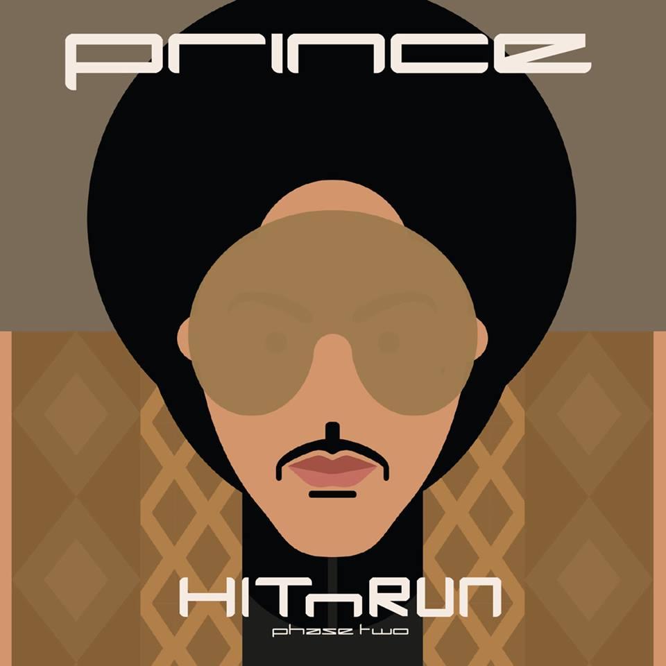 HITnRUN Phase 2 / PRINCEのジャケット