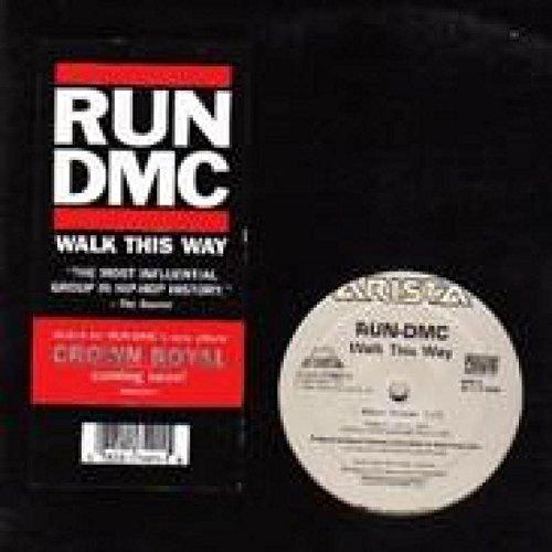 WALK THIS WAY / RUN DMCのジャケット