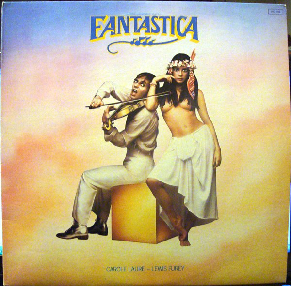 Fantastica / Carole Laure & Lewis Fureyのジャケット