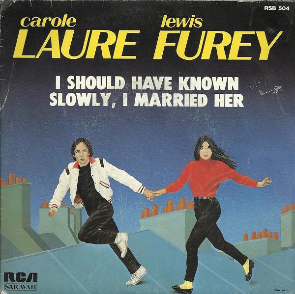 Au Theatre De La Porte St Mart / Carole Laure & Lewis Fureyのジャケット