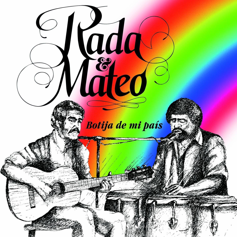 Botija de mi pais / EDUARDO MATEO & RUBEN RADAのジャケット