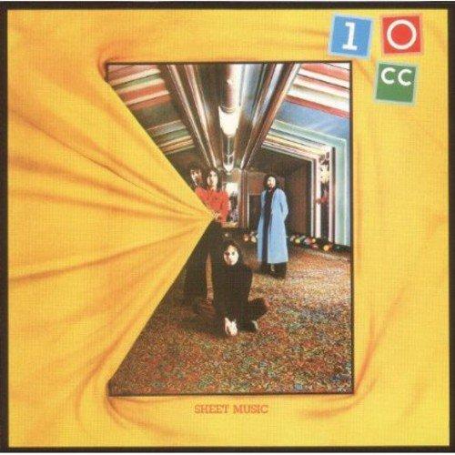 SHEET  MUSIC / 10ccのジャケット