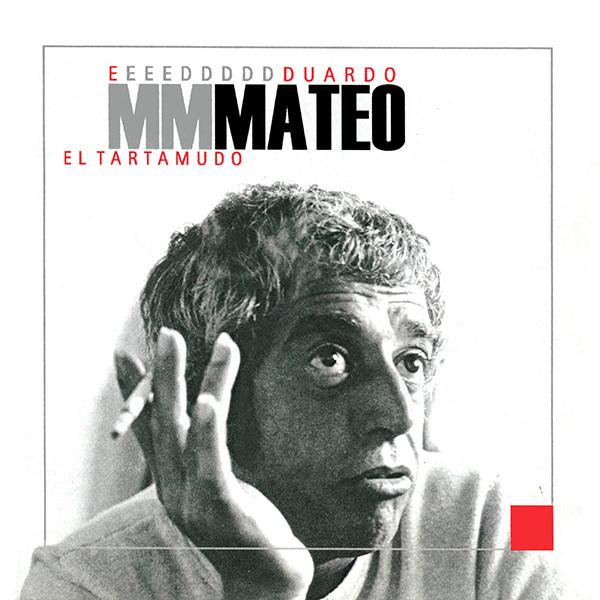 EL TARTAMUDO / Eduardo Mateoのジャケット