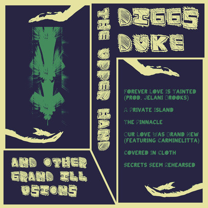 UPPER HAND AND OTHER GRAND ILLUSIONS / DIGGS DUKEのジャケット