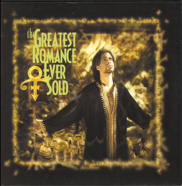 The Greatest Romance Ever Sold / PRINCEのジャケット
