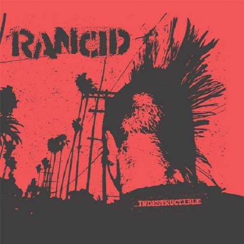 Indestructible / RANCIDのジャケット