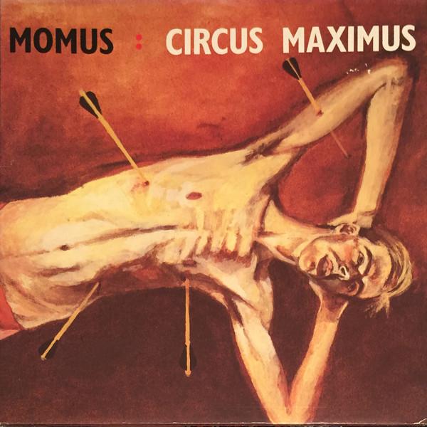 CIRCUS MAXIMUS / MOMUSのジャケット