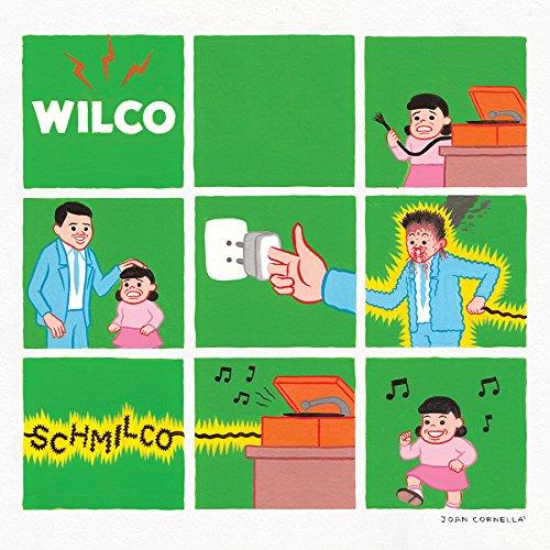 Schmilco / Wilcoのジャケット